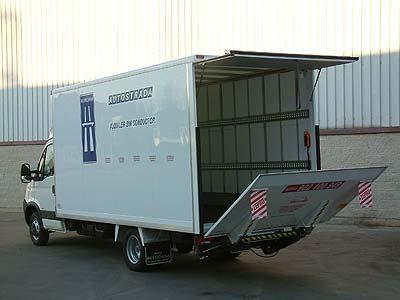 Alquiler De Vehículos Turismos Furgonetas Camiones Sin Conductor